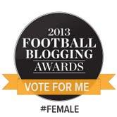 Football Blogging Awards 2013